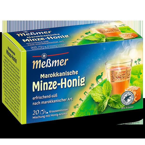 Marokkanische Minze-Honig